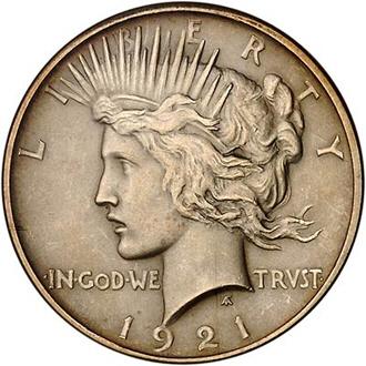 1921_Peace_Silver_Dollar_F